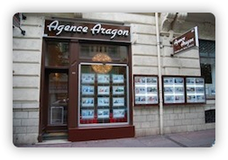 The Agence Aragon real estate agency