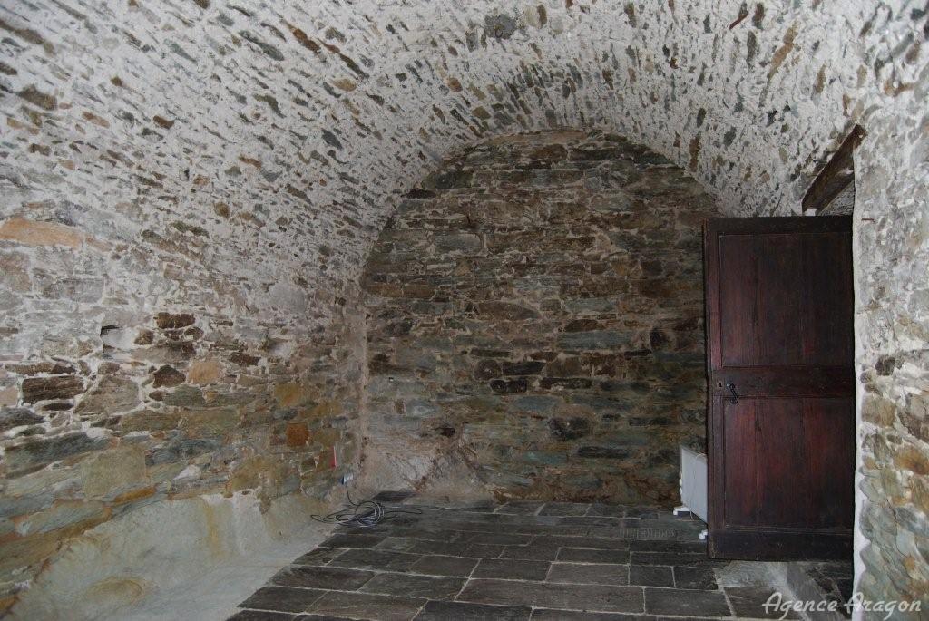 Proche de bastia superbe maison corse en pierre sur un terrain arbor vente - Salon de la maison bastia ...